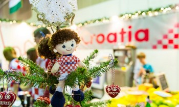 "Velika prezentacija Hrvatske na ""Bazar international de Luxembourg"""