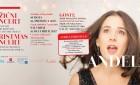 """16./17.12. Luxembourg – Božićni koncerti """"Anđela i prijatelji"""""""