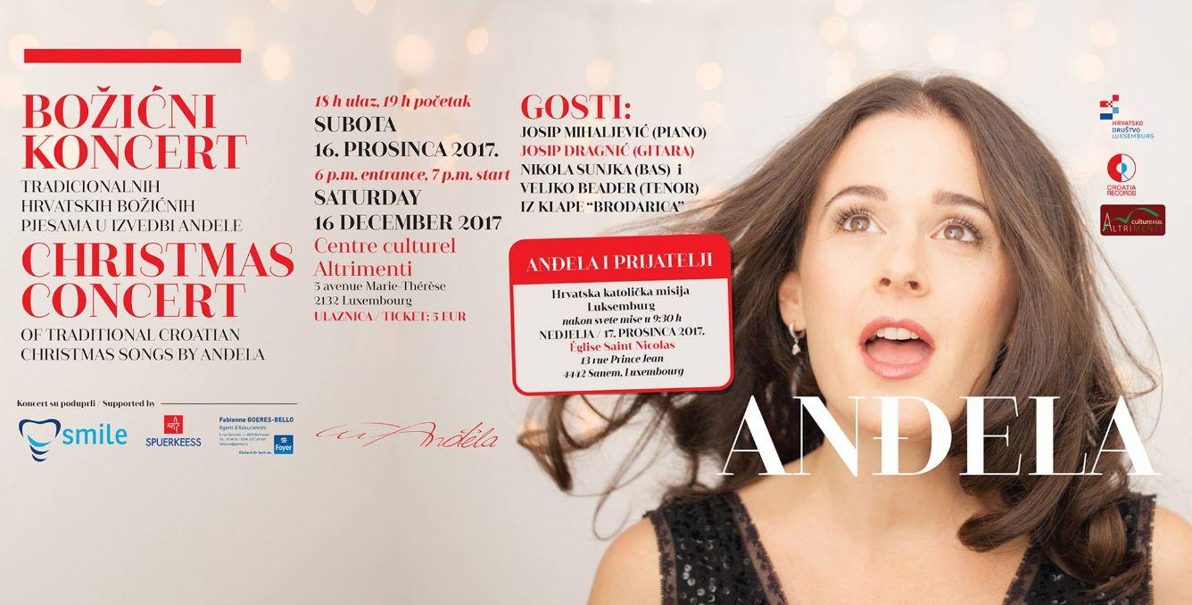 FB event andjela