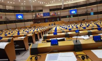 Marijana Petir organizira izložbu o svetoj Majci Terezi u Europskom parlamentu