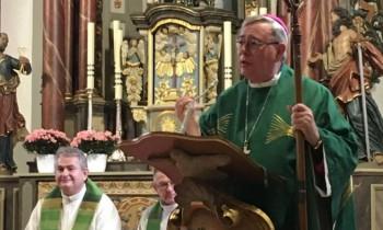 Inauguracija u HKM Luksemburg: Biskup Hollerich na svetoj misi s Hrvatima