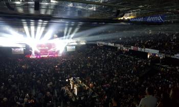 Spektakl u Frankfurtu: Hrvatska noć pred više od 10 tisuća posjetitelja