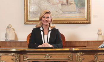 Grabar-Kitarović: Hrvatskoj treba rast od najmanje 5 posto