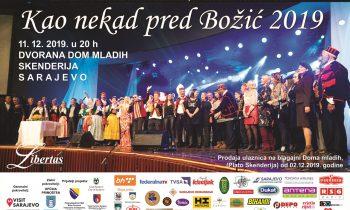 """Festival """"Kao nekad pred Božić"""" – kulturni simbol Hrvata u BiH"""