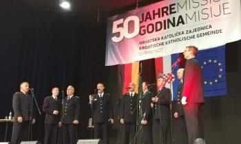 50 godina HKZ Darmstadt: svečana akademija i pontifikalna misa